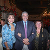Marion Fairbanks, Joe Mamone and Christel Fairbanks