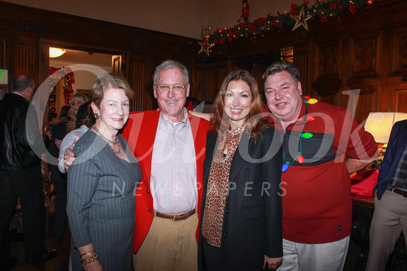 Tink Cheney, Chuck Livingstone, Chelby Crawford and John Fairbanks