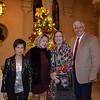 Cordelia Wong, Veronica Cardenas, Kay Leavens and Regional Vice President Joe Mamone