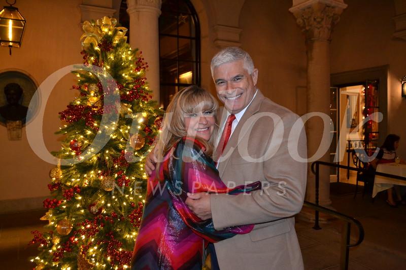 Lori Ramirez and Joe Mamone