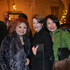 Ruth Mayeda, Tink Cheney and Janet Ho