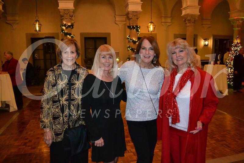 Darlene Bowen, Karen Taylor, Patricia Dmytrow and Cindi Hepter