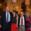 Bill Gilmore, Jennifer Wong, Dick Grippi and Lori Ramirez