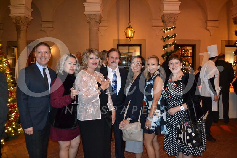 Lee Bothast, Veronica Cardenas, Elodia Martinez, Eddy Kanouse, Katherine Rogers, Armine Tagroryen and Holly Vandecar