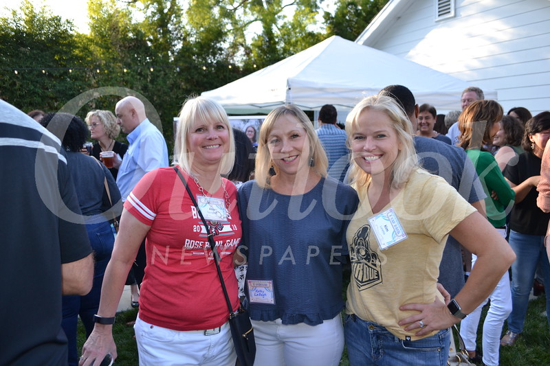 Ann Spurgeon, Kathy La Bagh and Kim Lunetta