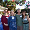 Peggy Sheridan, Liz Wilson, Laura Fleming and Megan Foker