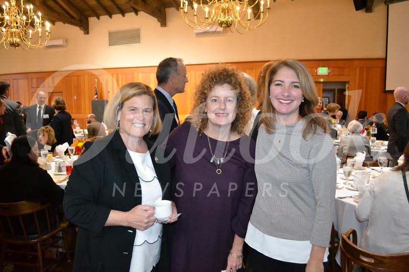 Erika Endrijonas, Marah Lyvers and Nancy Stiles