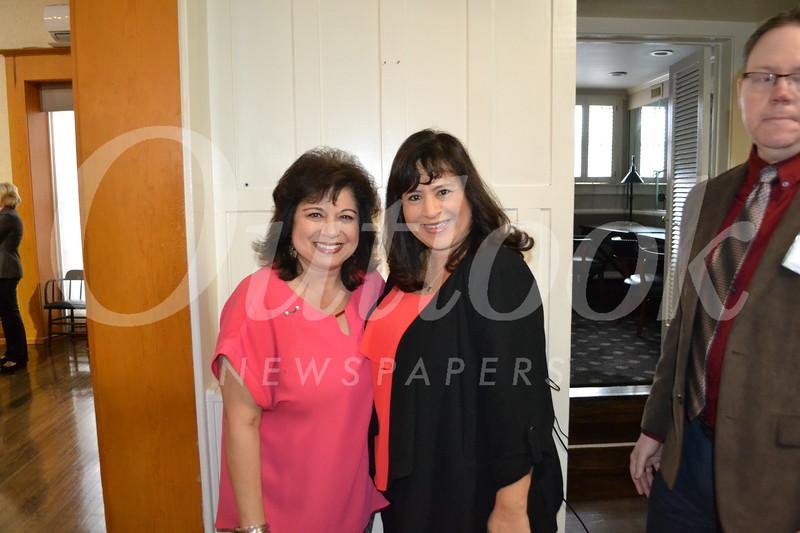 Diane Refeedie-Nofal and Shereen Kelly