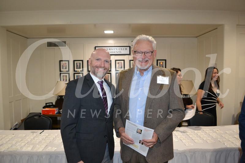 Mark Waterson and David Jones