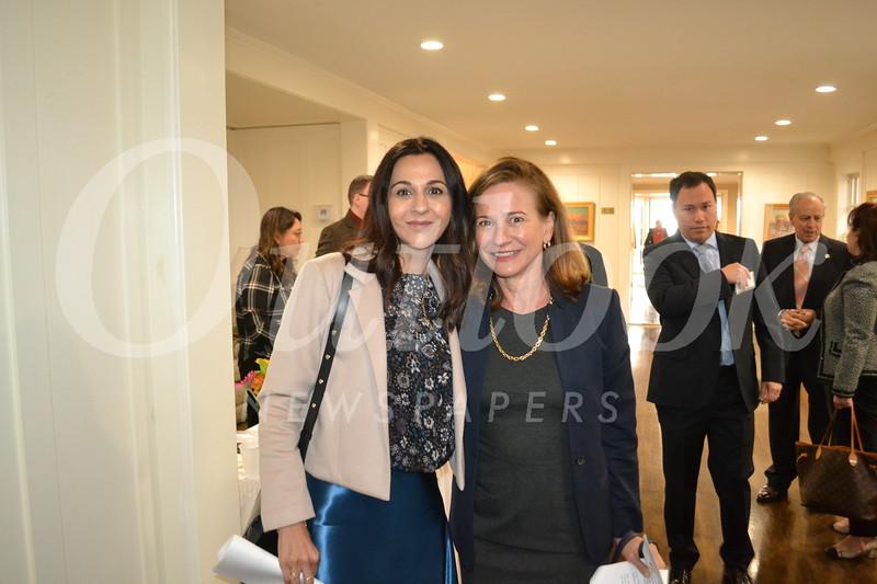 Sonia Singla and Maggie Sabbag