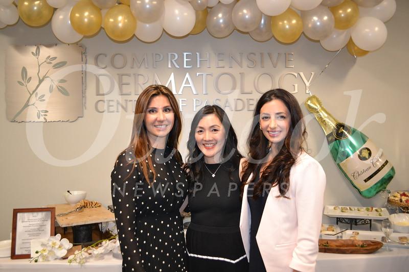 Drs. Sara Gaspard, Han Lee and Neda Black