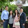 David and Linda Yu and Mary Trinh and Benjamin Nguyen
