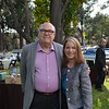 Frank Cunningham and Lisa Bricker