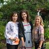 Linda Dea, Serena Bernolak and Bert Bradley