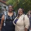 19 CAS Board Member Denise Jackson and Angele Cade