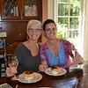 Deborah Van Cleve and Nancy White