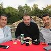 Sam Galadzhyan, Jack Demirchyan and Arsen Nalbandyan