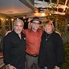 Mike Bernard, Christopher Perri and Maureen Girouard