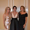 PGCH President Sarah Shelton (middle) with event June Ball co-chairs Sarah Miller and Cherie Harris