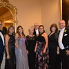 Mick, Debbie, Maggie, Carol and Chris McGuire with Annie, Kelly and John Diehl