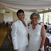 Myra Martin Booker and Juanita West Tillman