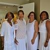 Ida and Margie Yarbrough, Debra Ward-Samad and Tyanne Evans