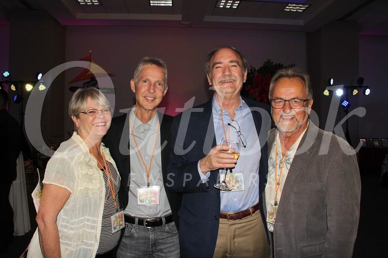 Marianne Wood, Randy Bengtsson, Michael Budzyn and Randy Wood