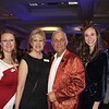 Junior League President Sara Hatch, Leadership Pasadena Executive Director Cynthia Bengtson, event co-chair Anthony Guthmiller and Junior League fundraising chair Caroline Fontes