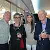Bob Isreal, Selma Holo, Jennifer Israel and Fred Croton