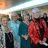 Margaret Sedenquist, Jan Sanders, Sandy Greenstein and Diana Peterson-More