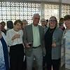 Linda Saurenman, Lois Tandy, Hugh Saurenman, Becky Doody and Katy Drummy