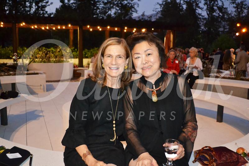 Debra Sadun and Janice Lee McMahon