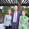 Karen and Robert Kolarczyk with Patricia Lyon