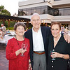 Janet Rose with Lyman and Gloria Newton
