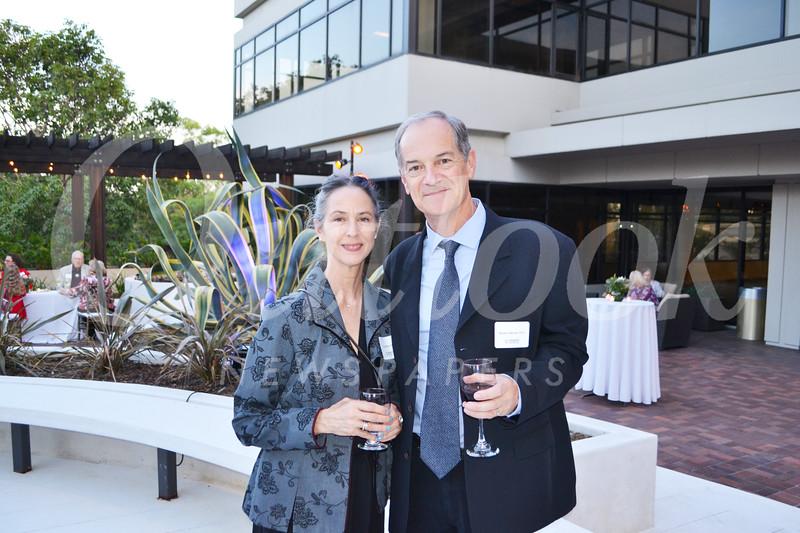Holly Boruck and Dr. Steven Barnes