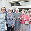 Mary Haltom, Winnie Reitnower, Herrad Marrs, Rita Coulter and Barbara Blake