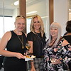 Fleming Trainor, Staci Hughes and Donna Baker