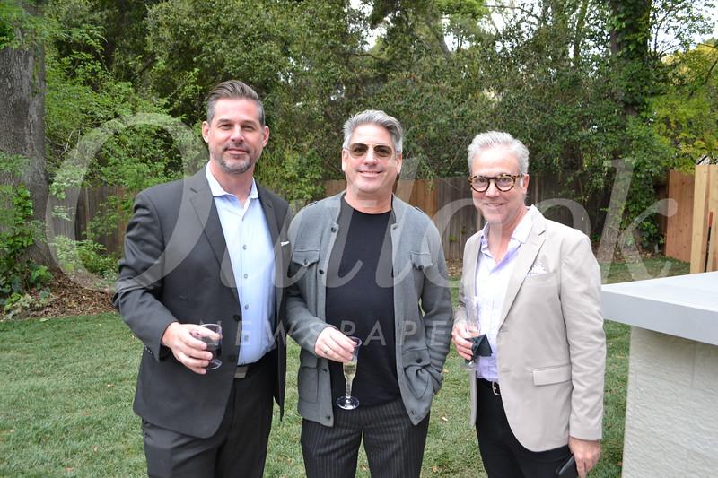 Jeromy Robert, Hunter Hill and David Clay