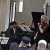 Mark Miller and Hana Oshima