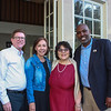 Craig and Frances Dayman, Kathy Onoye and Lawton Gray