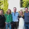 Jim and Amanda McCarthy, Robert Graff, and Kristen and Justin Giordani