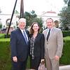 PEF past President Bill Creim, Lynn Boland and Patrick Conyers