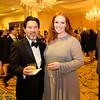 Mark Tinoco and Carolyn Hotchkin