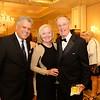 John Espinoza with Wendy and Doug Senour