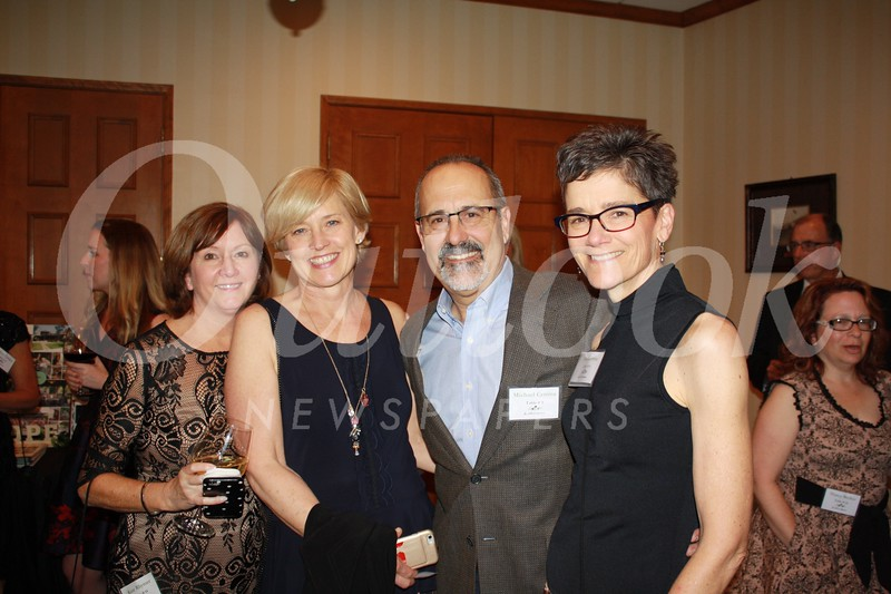 8 Kate Rhymer, Laurie Ayoob with Michael and Lisa Cerrina