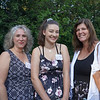 Cheryl Wilcox, Savannah Wilcox and Heather McDonald