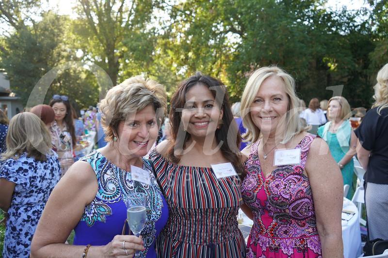 Jenny Hanna, Sara Swanson and Julie Jardine