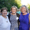 Linn Dietz, Judy Chalison and Nancy Porter