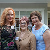 Diana Suttle, Gloria Arnell and Lynn Lundgren