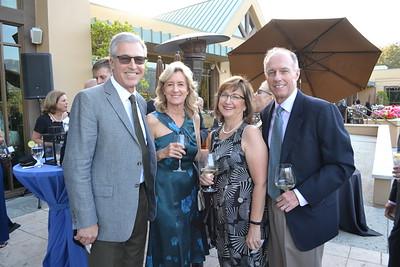 Allen Zielinski, Debbie Enterante, and Tori and Mike McCullough